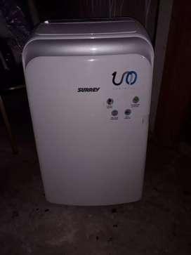 Aire acondicionado portátil frío y calor 3000 frigorías