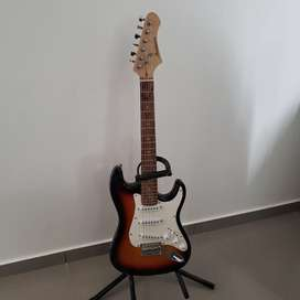 guitarra eléctrica anderson niños
