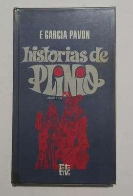 Historias de Plinio por F. García Pavón
