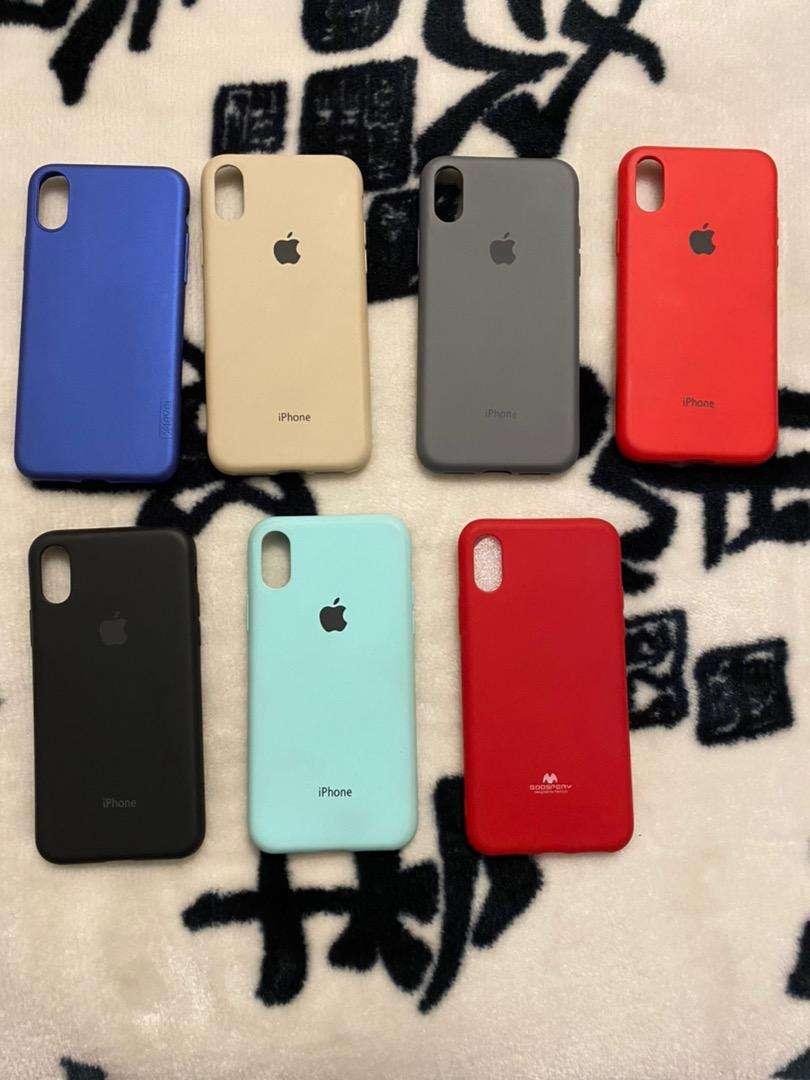Estuches para iphone x y iphone 11 0
