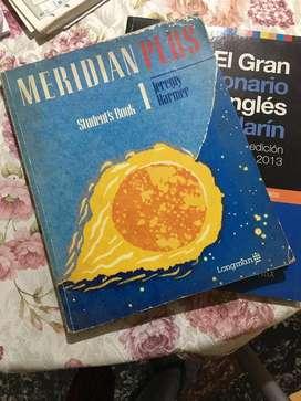Libro de inglés y uno de regalo!