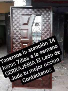 Cerrajeria León de juda