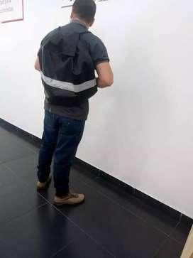 Tula impermeable para meter su mochila