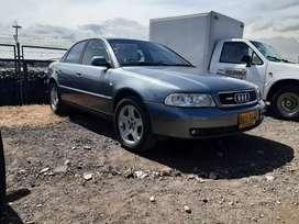 Vendo audi A4 modelo 1999