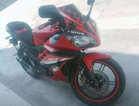 Yamaha YFZ R15