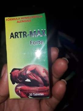 ART-MAX (producto asociado para combatir problemas articulares)