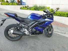 Yamaha R15 modelo 2021