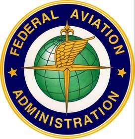 Cursos de Tierra Aviacion Privado y comercial FAA