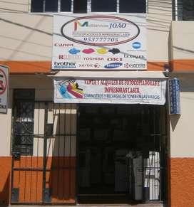 SERVICIO TÉCNICO DE IMPRESORAS, FOTOCOPIADORAS PROYECTORES ETC