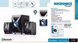 WOOFER MICRONICS CARUSSO+ BT
