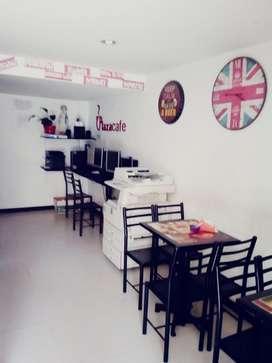 Vendo negocio acreditado y rentable en el centro de la ciudad de Tunja.