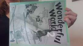 Wonderful world 2 activity book Macmillan Heinemann  Consultar precio.