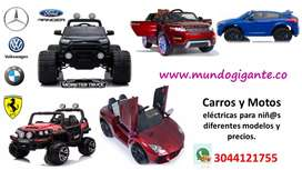 Carros y motos eléctricas