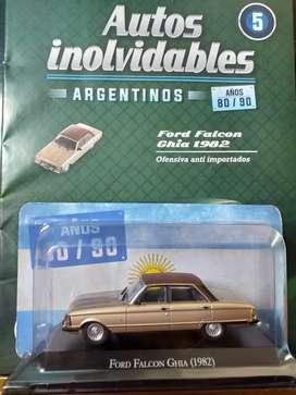Ford Falcón ghia autos inolvidables
