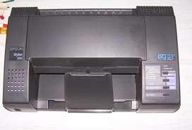 Impresora Epson Stylus 300 Lote De Cartuchos Canon Bc01