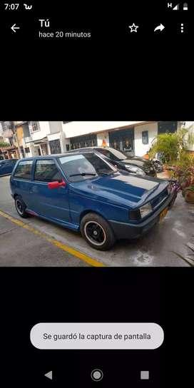 Se vende Fiat uno