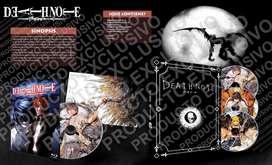 Death Note Anime Completo 1080p latino