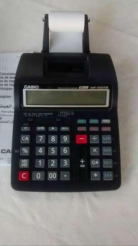 Calculadora Casio, sin uso!