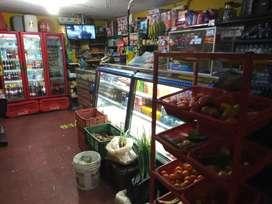 Vendo tienda esquinero  barrio   Kennedy