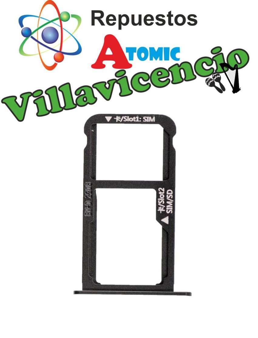 Huawei Bandeja Sim Card Mate 9 / Repuestos Atomic Villavicencio