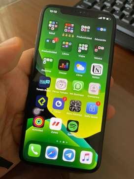 Vendo iPhone X 64 GB Gris