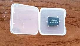 Vendo Micro SD de 128gb nueva sin uso