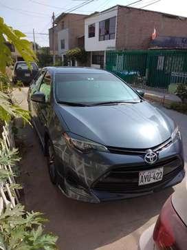 Toyota corolla modelo primium 2016