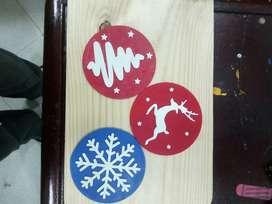 Portavasos Navidad docena