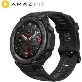 Amazfit Trex Pro T-rex Pro Smartwatch Integrado Gps Negro