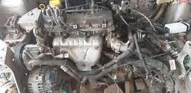 Motor 1.6 8valvulas symbol,kangoo,Clio