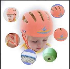 Casco Protector Para Bebé - Protección Contra Los Golpes