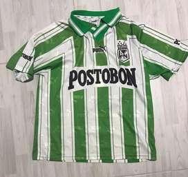 Camiseta Atlético Nacional 1998