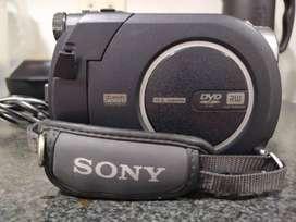 Cámara De Video Sony Dcr- Dvd 108 Handycam Minidvd