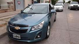 Chevrolet cruze  2014 impecable estado
