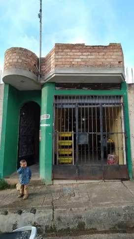 SE REMATA CASA EN SHAULLO - BAÑOS DEL INCA
