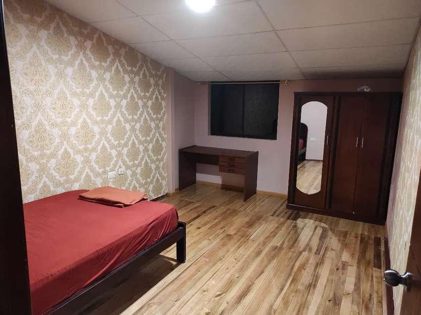 Departamento de 3 habitaciónes closet en todas las habitaciones