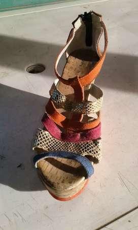 Vendo sandalia