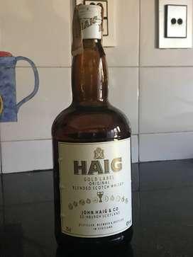 John Haig & Co - Gold Label Original Blended Scotch Whisky