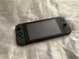 Consola Nintendo Switch Sin Juegos