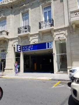 Cochera centrica a estrenar calle España al 956