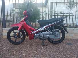 Vendo Yamaha New Crypton impecableeeee