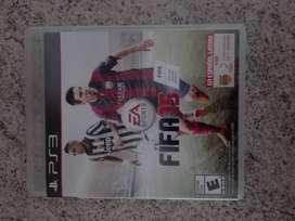 FIFA 15 PARA PS 3 (PLAY STATION 3)