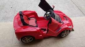Ferrari carro montable