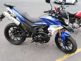VENDO MOTO ASIA GO 250