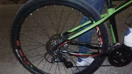 Se vende bicicleta óptimos tucana