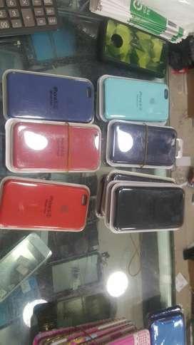 Estuche Silicone Case iPhone 6 6plus 7 8