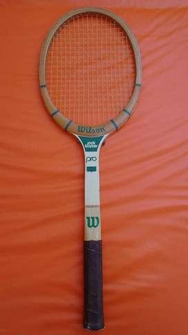Raqueta Wilson Jack Kramer Pro Wood