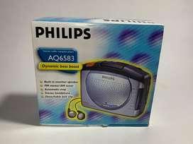 Stereo Radio Cassette Player AM FM