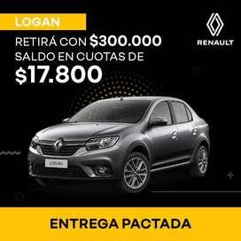 LOGAN RETIRA SOLO CON $300.000