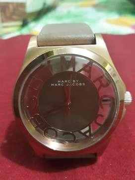 Reloj Merc Jacobs Original Dama negociable de cegunda